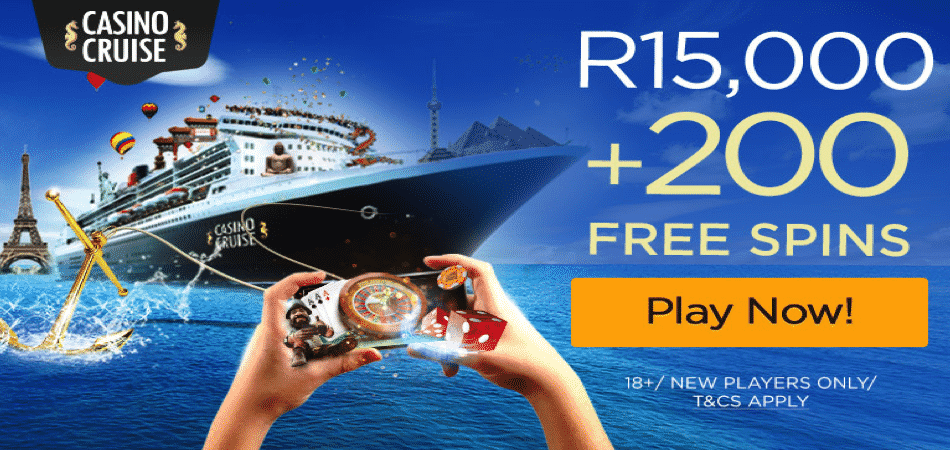 casino cruise south africa bonus offer