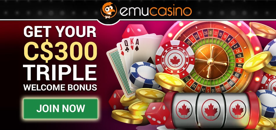 emu casino canada bonus offer