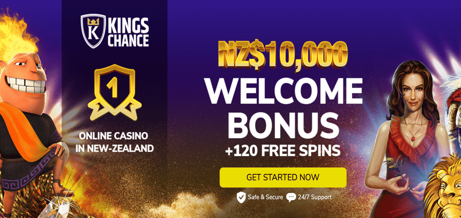 kings chance microgaming offer for Kiwi players