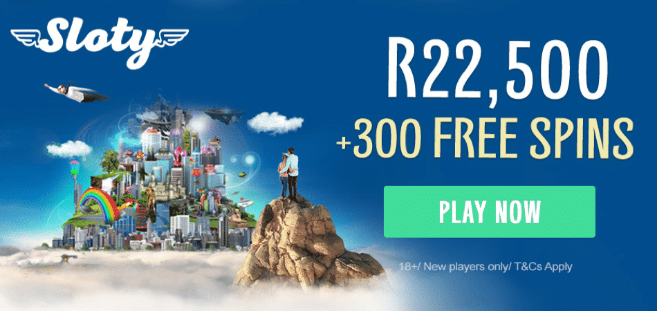 sloty casino south africa bonus offer