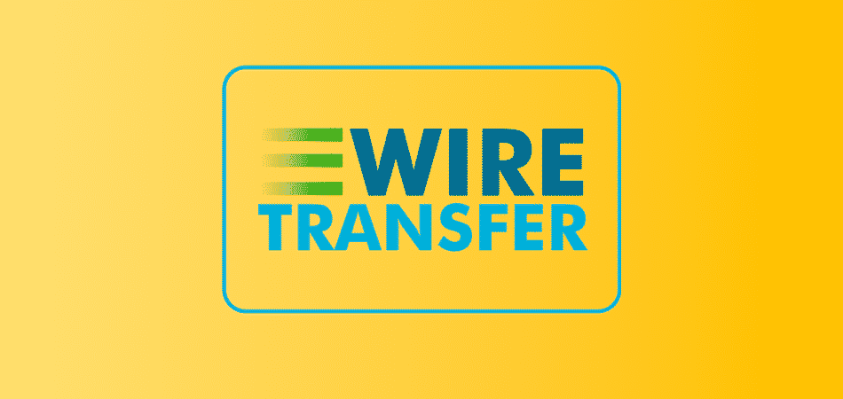 wire/bank transfer casino sites