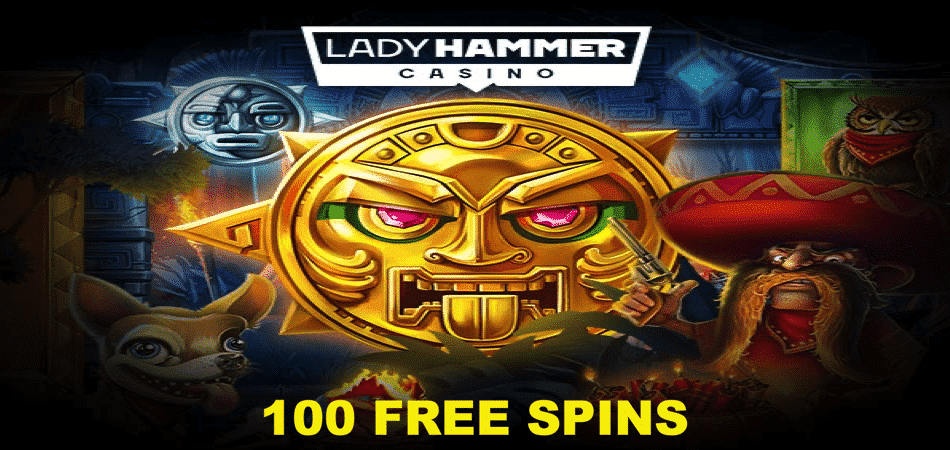 100 free spins on betty the yetti slots