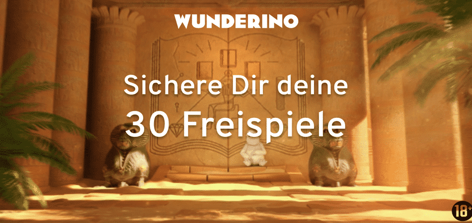 30 cash spins germany - wunderino