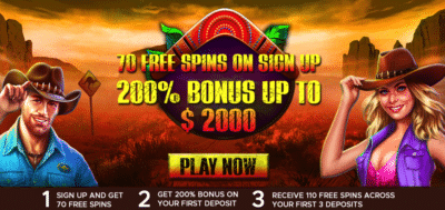 70 free spins on registration for canadian players at extra vegas