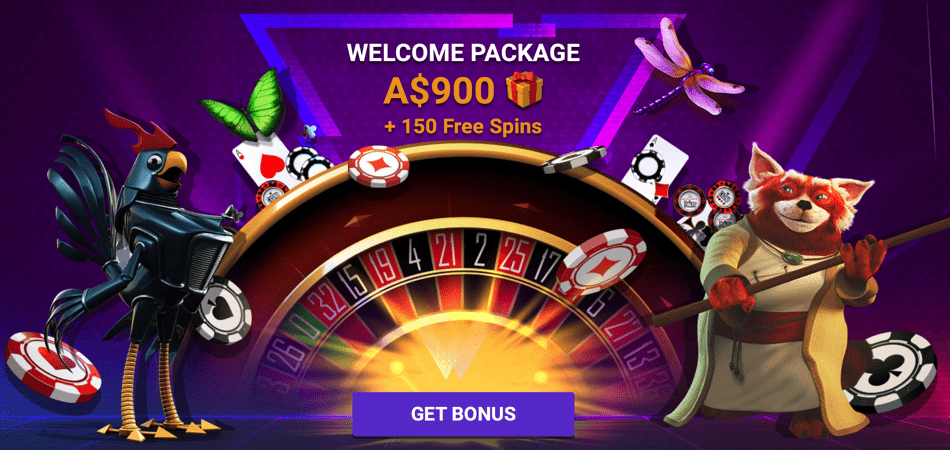 A$900 + 150 Free spins at iLucki Casino
