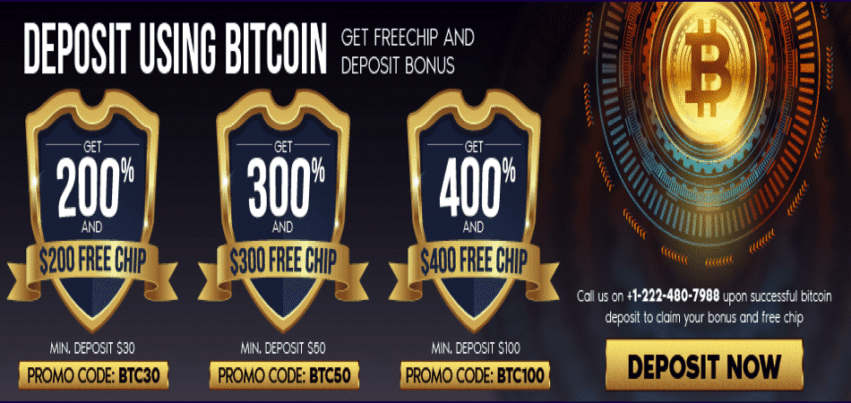 bitcoin promo codes at fun club casino