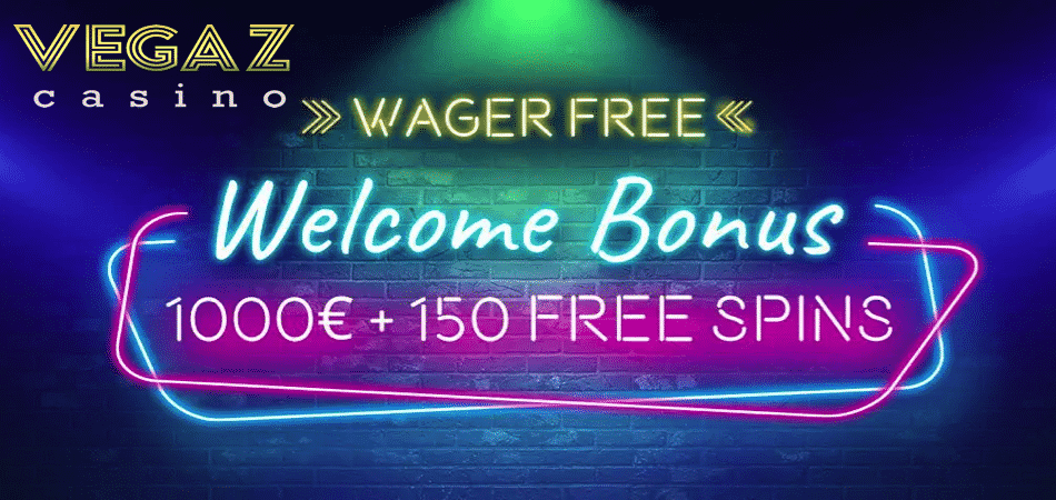 free spins bonus at vegaz casino