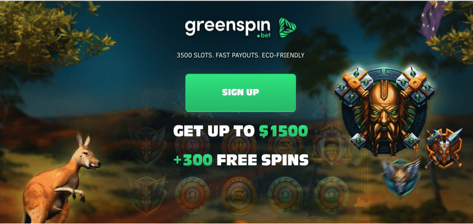 pokies promo code - green spin