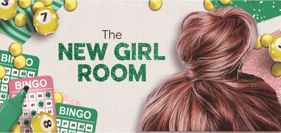 new girl room promo - 888ladies