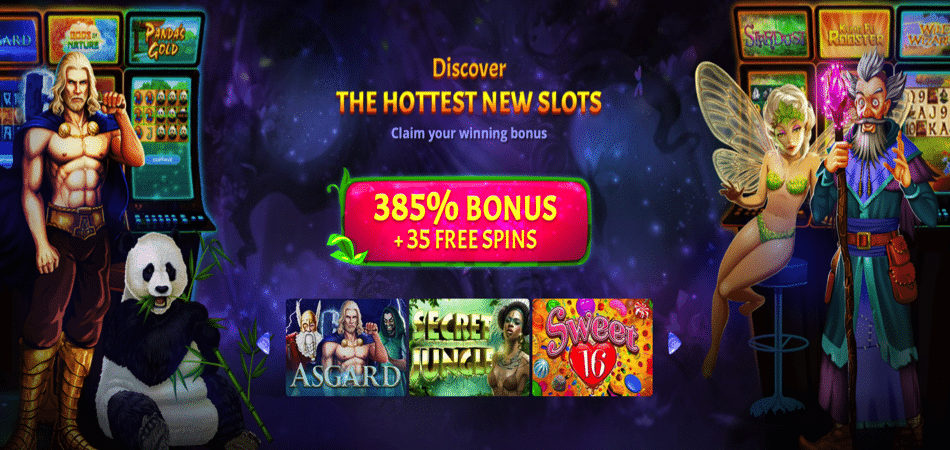 35 free spins royal ace