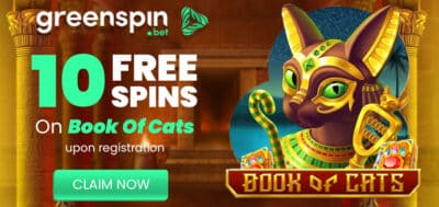 book of cats 10 free spins