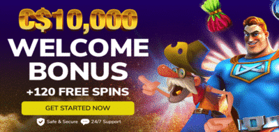 canadian package and free spins