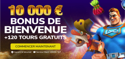 french package and free spins