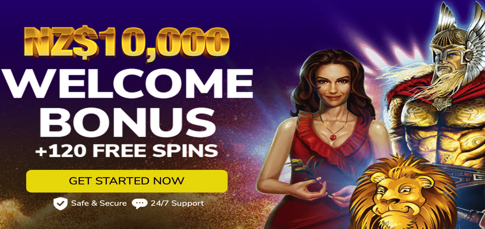 new zealand package and free spins
