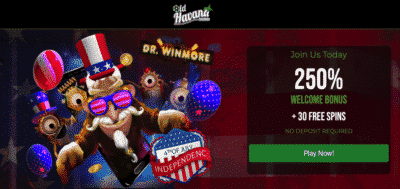 dr. win more 4th july offer