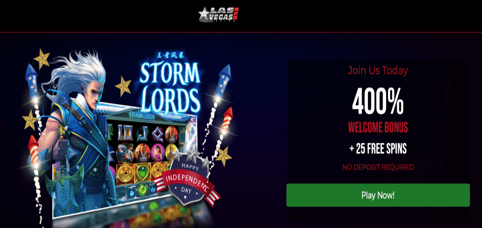 storm lords free spins